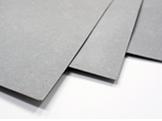 上質紙への表面加工
