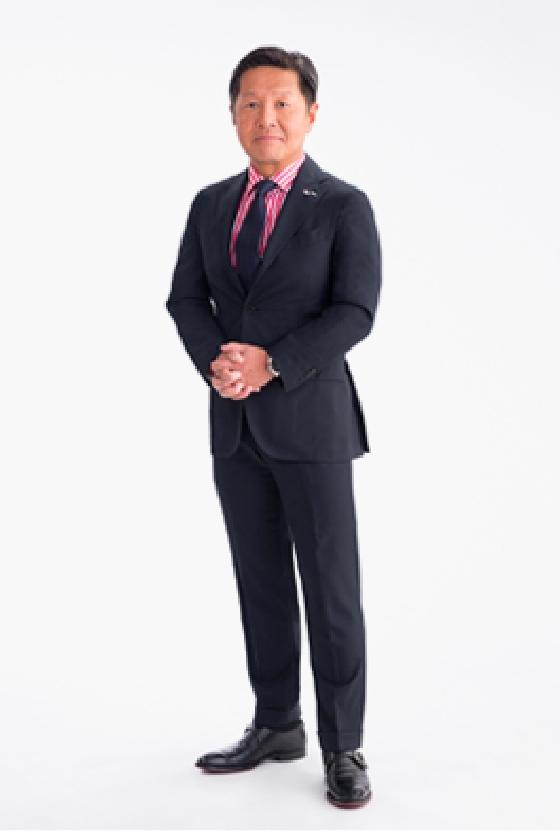代表取締役社長 杉山 光治