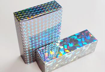ホログラムパッケージ